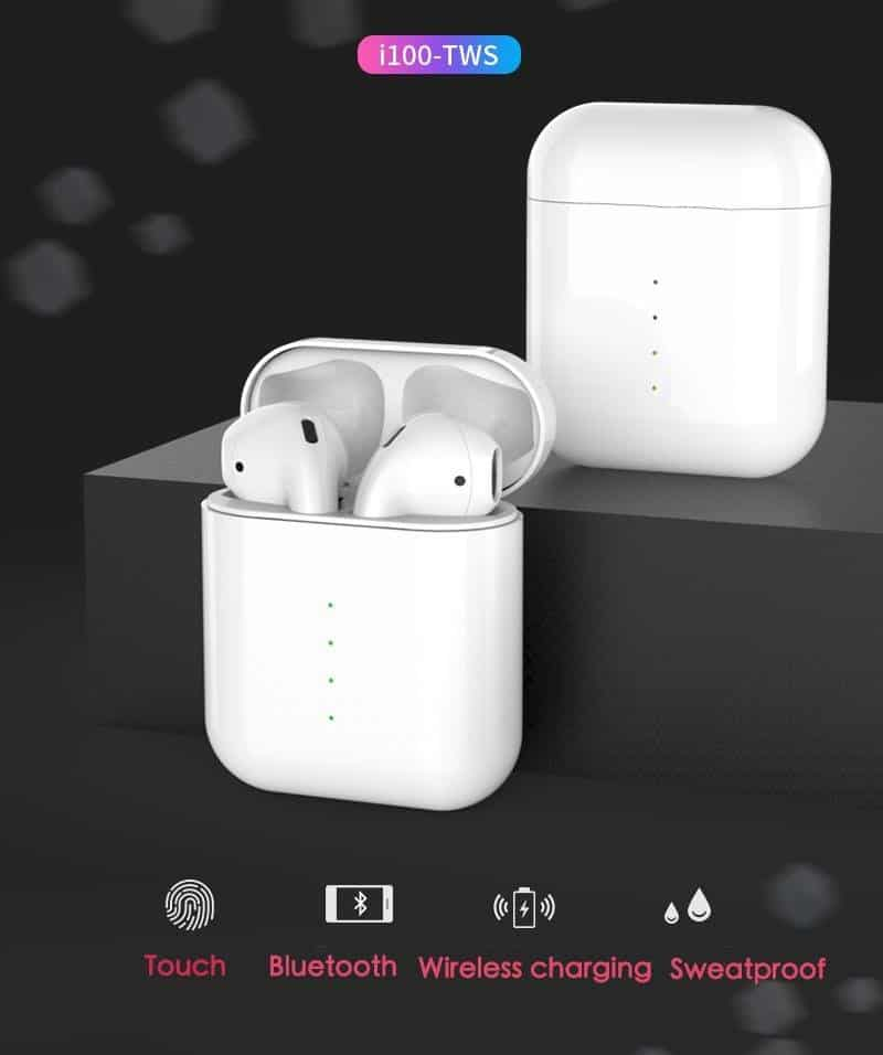 China I100 TWS Airpods Suppliers and Manufacturers ...