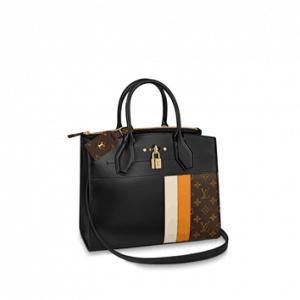 Bolso de mano LV city Steamer, los mejores bolsos Louis Vuitton de imitación
