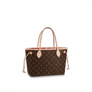 Top 10 Louis Vuitton Replica Women Handbag Cheap High Quality Neverfull Tote Bag Classy Signature