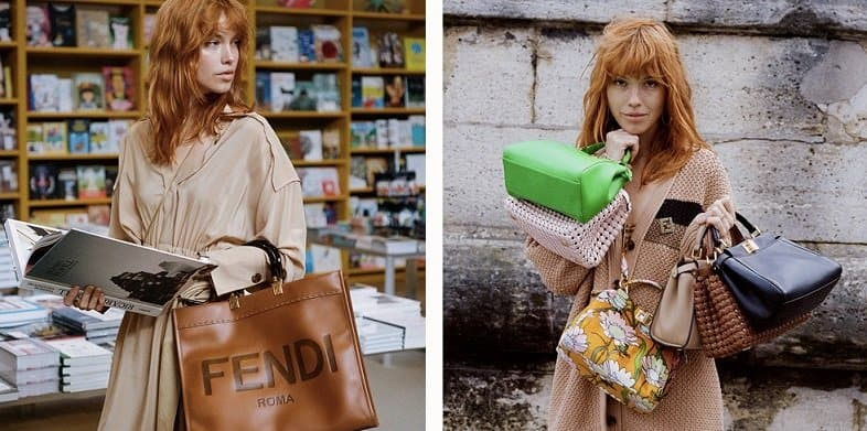 Where to find Fendi inspired bags