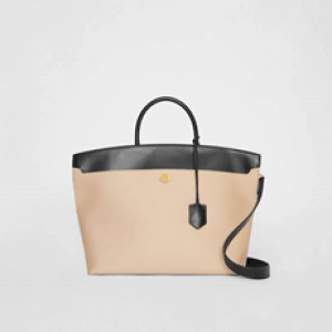 Burberry knockoff Society Top Handle Bag for working women