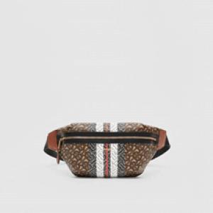 Retro Burberry Print Bum Bag Replica Stylish fashion