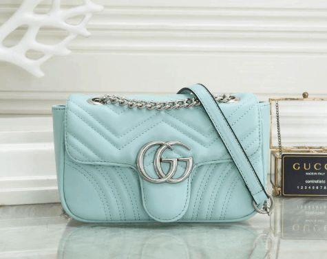 GUCCI GG Marmont 2.0 Shoulder Bag fantastic replica