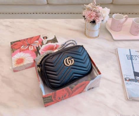 Shoulder Bag GG Marmont 2.0 Shoulder Bag is Cheap Gucci Bags From China. high quality leather and great zippers