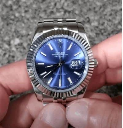 best DHGate fake Rolex watch Review 2020 is Rolex Oyster Perpetual Datejust 41