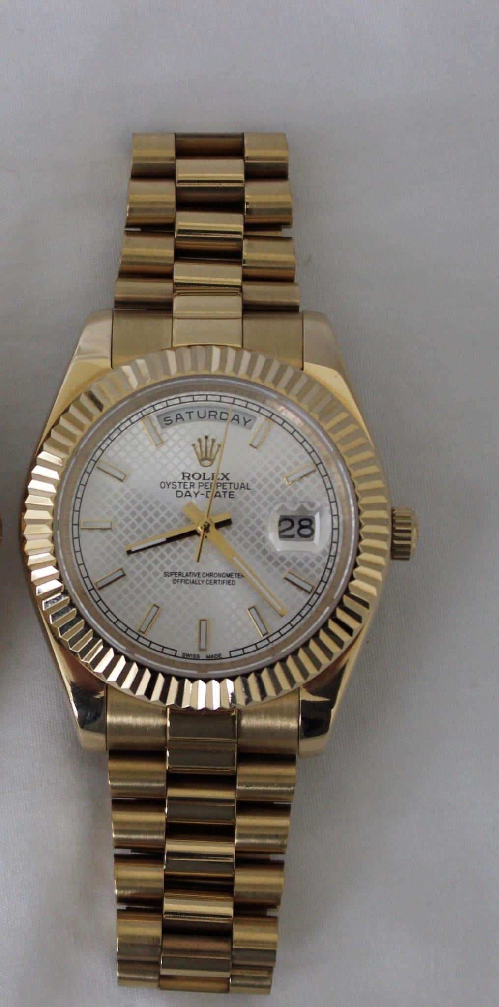 best DHGate Rolex Replica Review 2020 is Rolex Presidential Day Date