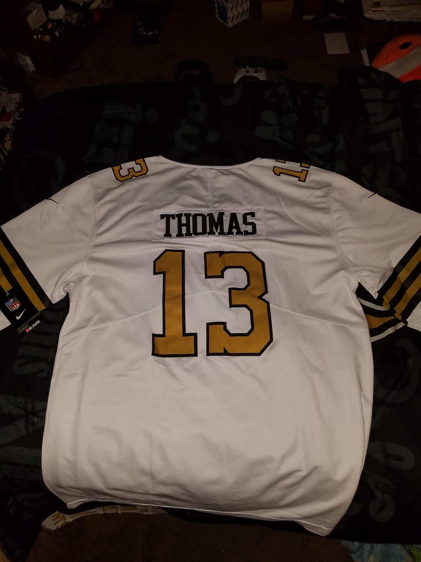 Michael Thomas Color Rush Jersey is best replica Nba Jerseys of 2020 - Best Reviews Guide