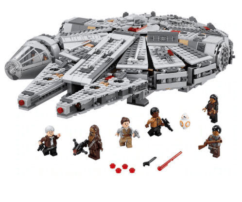 Millennium Falcon Spacecraft Building Blocks is best star wars millennium falcon