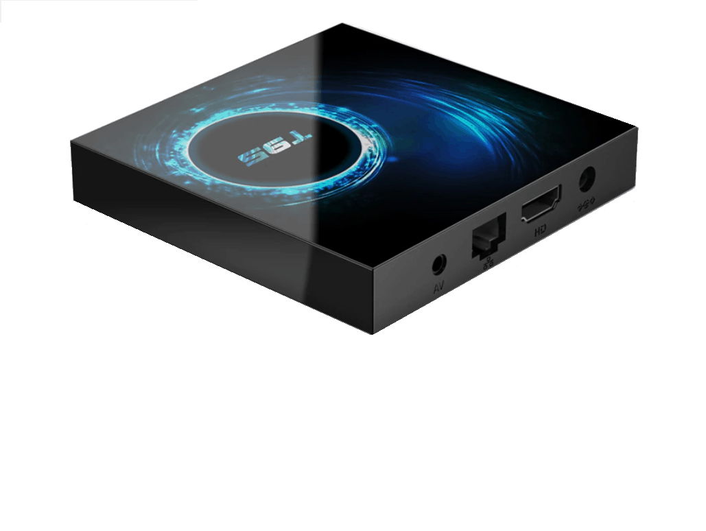 Torntisc 2020 NEW T95 TV Box is Best Android boxes in 2020: for TV, gaming, and everything