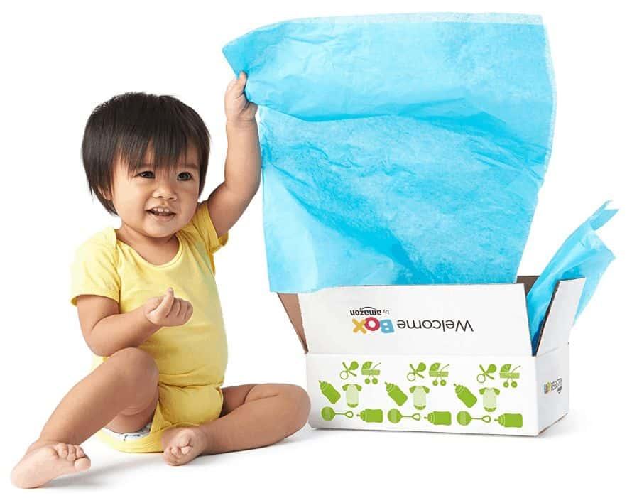 Amazon Baby Registry baby freebies