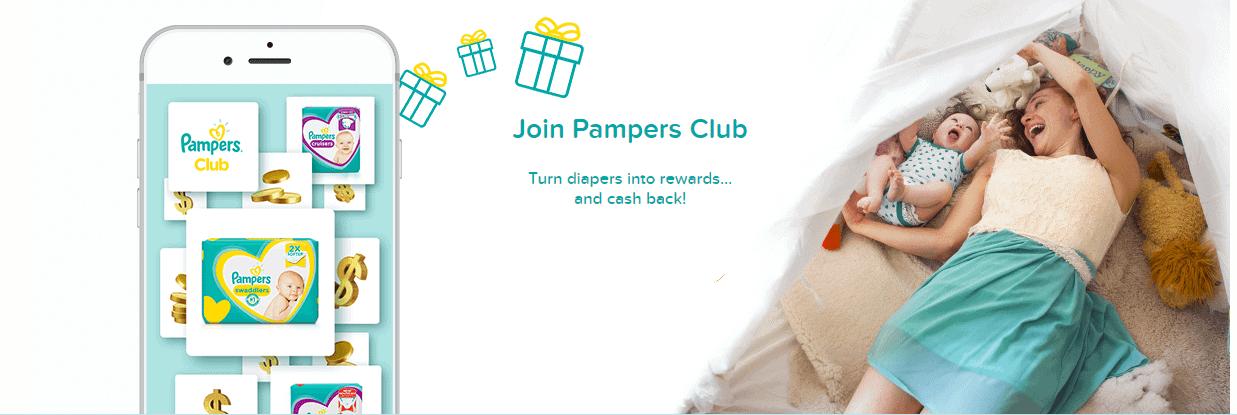 pampers club freebies