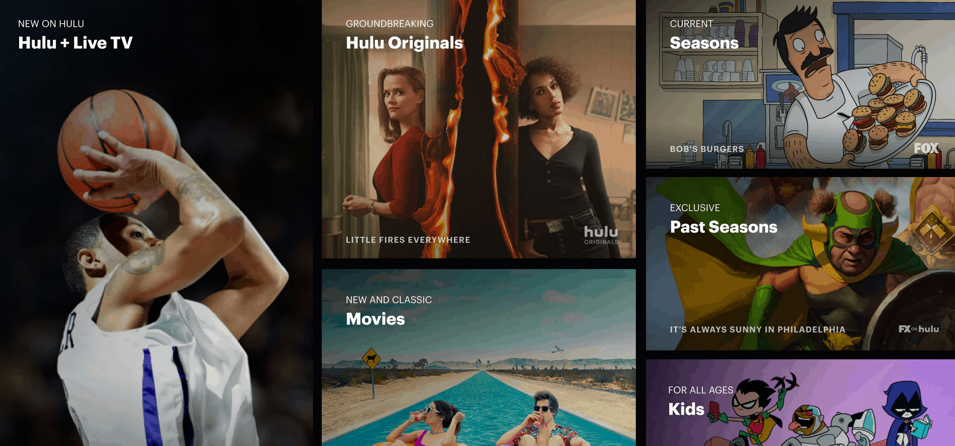 Hulu is Alternatives to TheWatchSeries