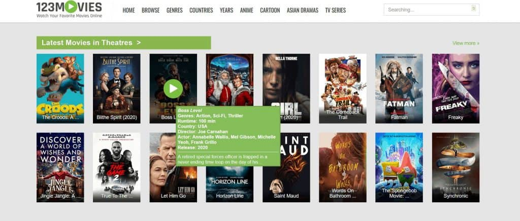 123Movies is Alternatives to SockShare and putlocker, Watch movies online free, 10 Sites to Watch Free Movies Online Without Downloading