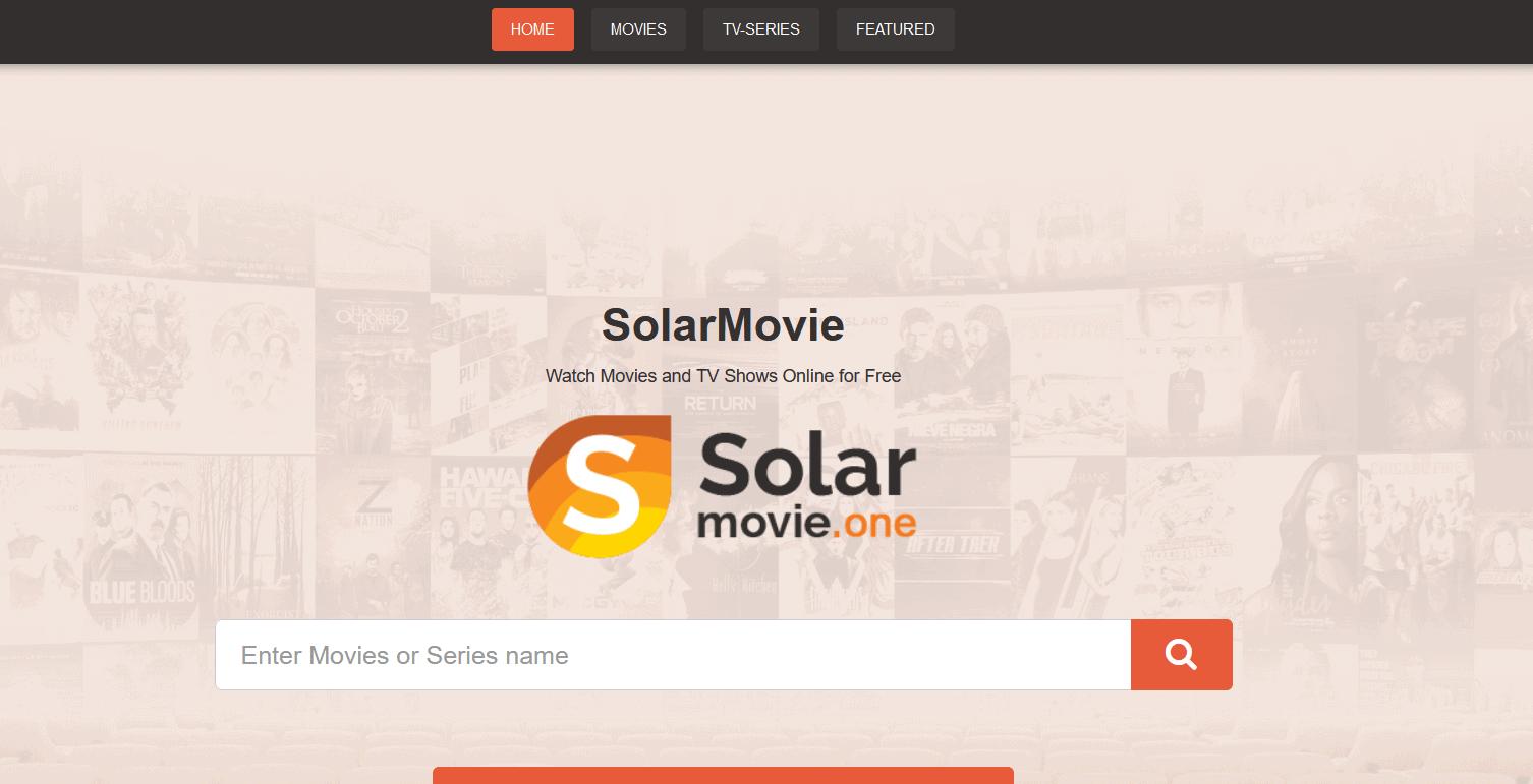 Alternatives to SolarMovie