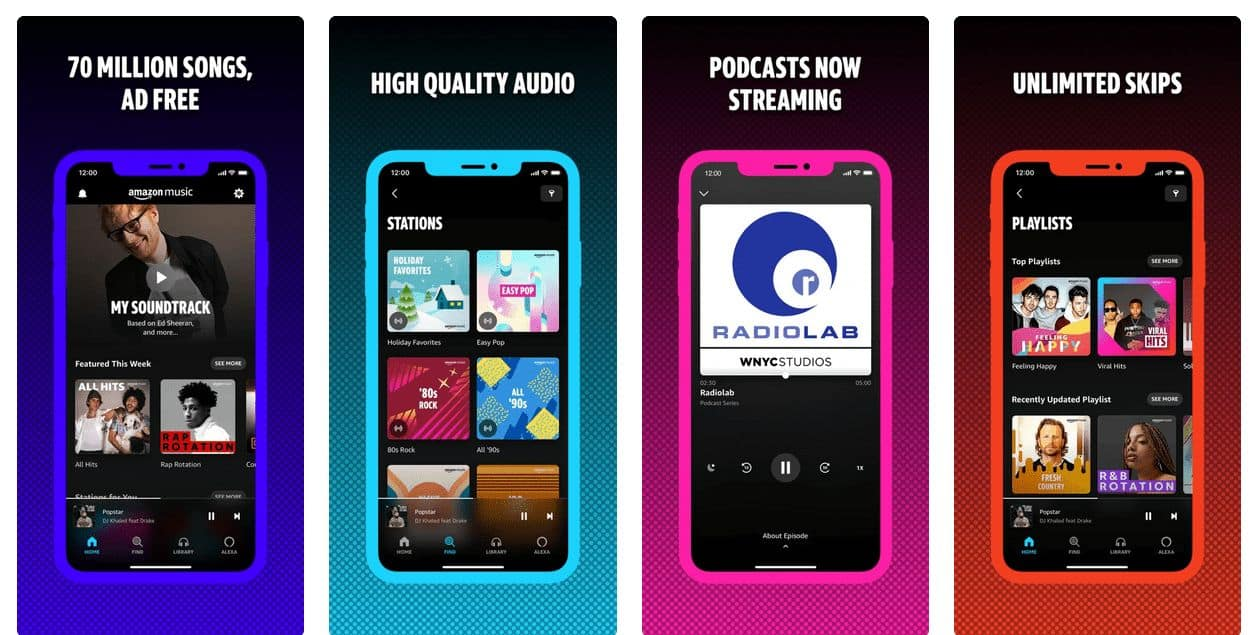 Amazon Music is 10 best Google Play Music and YouTube Music alternatives, These are the best replacements for Play Music's upload library