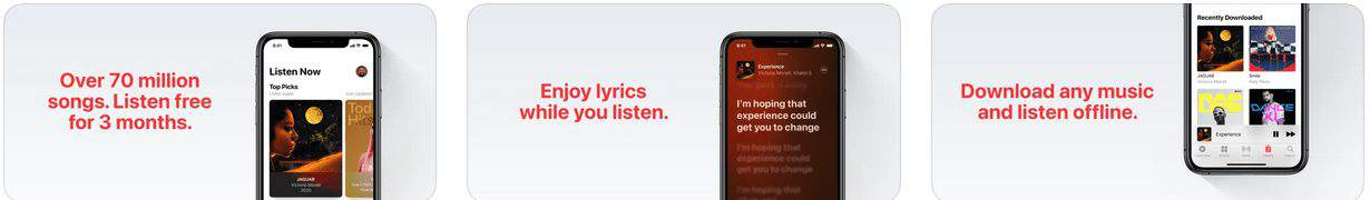 Apple Music is a good alternative for google play music