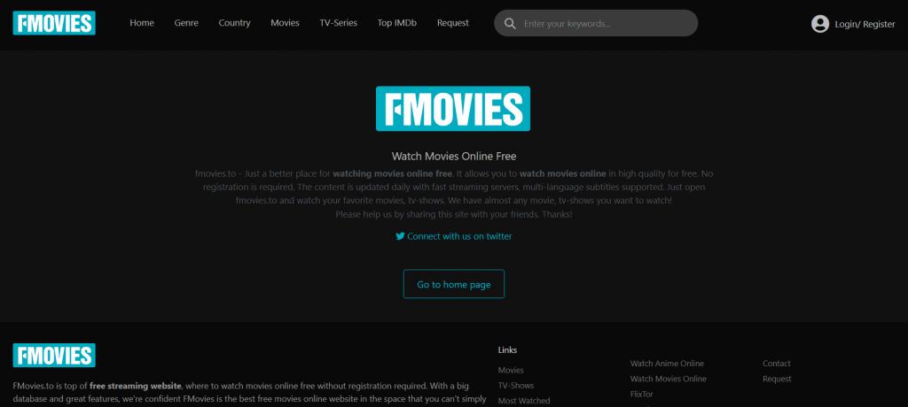 Fmovies - Alternatives to Putlocker
