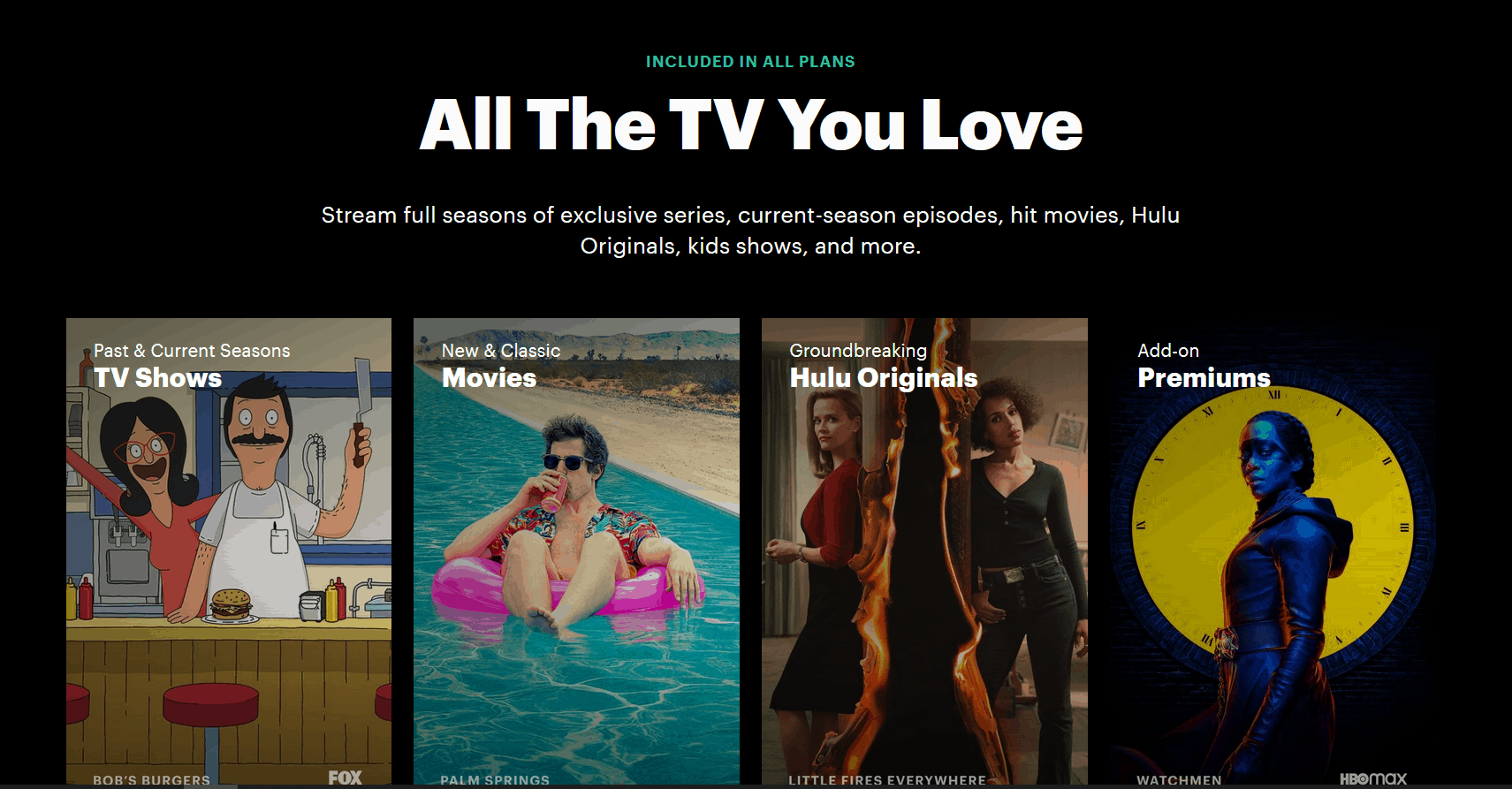 Hulu + Live TV is The best cable TV alternatives in 2021  Live TV services that save you money