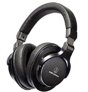Audio-Technica ATH-MSR7BK SonicPro Headphones is the top 5 Amazing Beats Alternative Headphones