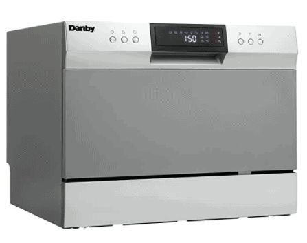 Danby DDW631SDB Countertop Dishwasher is a Bosch Dishwasher Alternative Racks​ and Similar Products