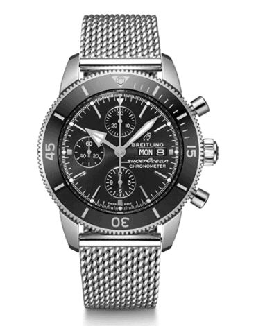 most popular and sought-after Rolex watch is the Breitling Superocean Heritage ll
