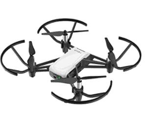 Ryze Tech Tello Boost Combo - Mini drone con cámara de 5MP, cuadricóptero RC con video HD de 720p, tiempo de vuelo de 13 minutos, impulsado por DJI, el blanco es los 5 mejores drones de este año para presupuesto, juguetes, video profesional Los mejores drones que no son DJI