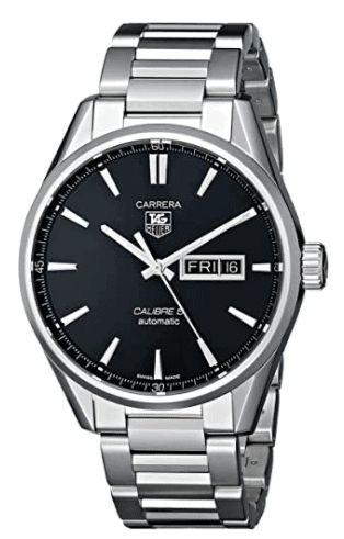TAG Heuer Men's Carrera Black Dress Watch is the next best watch to a Rolex?