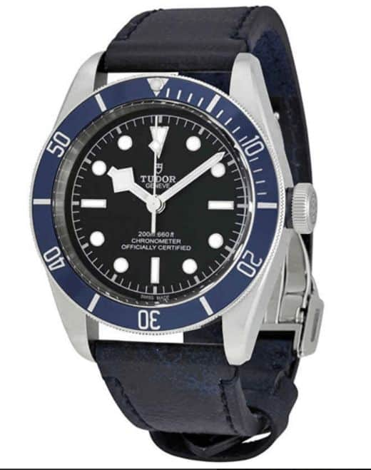 Tudor Heritage Black Bay Automatic Men's Watch 79230B is the Next Best Watch After Rolex