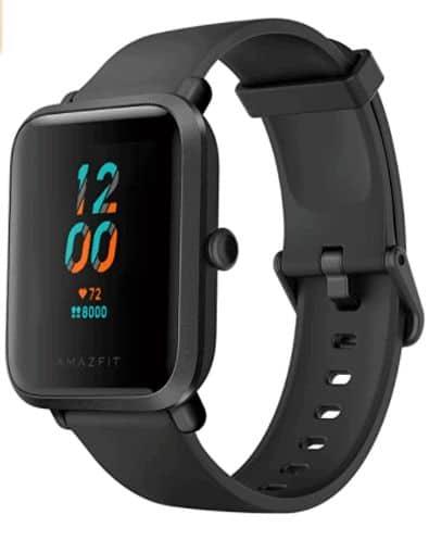 Amazfit Bip S son los 6 mejores relojes inteligentes para las alternativas de Apple Watch