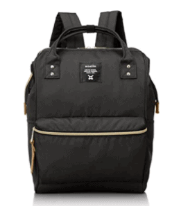 Anello Clasp Backpack is top 8 Best Mini Backpacks - Our Picks, Alternatives & Reviews, vintage faux leather, premium bag