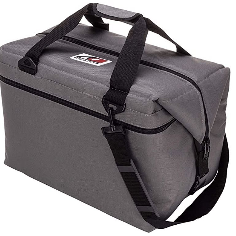 AO Coolers Canvas Soft Cooler is the Top 6 Coolers Like Yetis of this year 2021 2022 2023 Best User Reviews Guide carrier sling hand carry