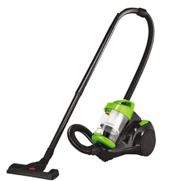 Bissell Zing Bagless Canister Vacuum is Best alternative vacuum cleaner  for this year to Dyson