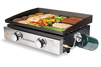 Blackstone Table Top Grill / Griddle is The Best Weber Grill Alternatives of this year 2021 2022