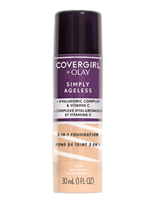 COVERGIRL & Olay Simply Ageless 3-in-1 Liquid Foundation is the Best Alternative to: Le Lift