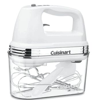 Cuisinart Power Advantage Plus 9-Speed is The Best Alternatives to the KitchenAid Stand Mixer of 2021 2022 2023