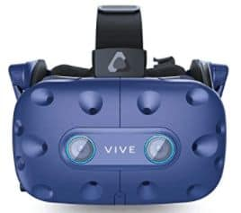 HTC Vive Pro Eye Virtual Reality Headset is a high end VR headset for PC gaming, precision eye tracking, mindblown sound and graphic