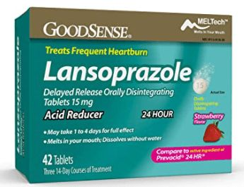 Lansoprazole is the best and safest acid reflux medicine if zantac is unavailable fda approved.