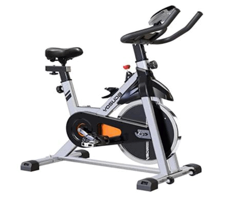 Next Best Indoor Bike to Peloton is YOSUDA Indoor Cycling Bike Stationary - with iPad Mount and Comfortable Seat Cushion, budget
