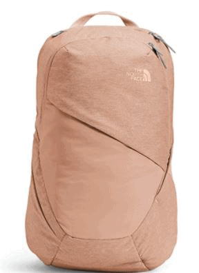 North Face Isabella Daypack is the Next Best Backpack to Fjallraven, function and fashion, great for females with small/short torsos