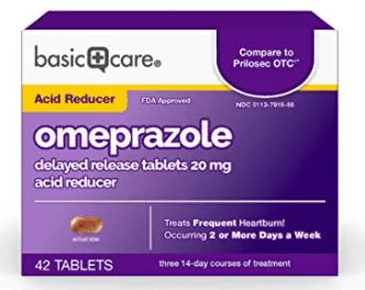 Omeprazole is The Best Zantac Alternatives After FDA 2020 Recall