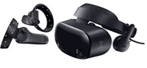 Samsung HMD Odyssey+ Windows Mixed Reality Headset is The 5 Best VR Headsets that You Can Have Today, thoughtful design and cutting edge technology for the incredible Mixed Reality Immersion
