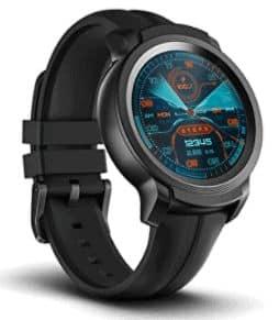TicWatch E2 son 6 alternativas de reloj inteligente al Apple Watch