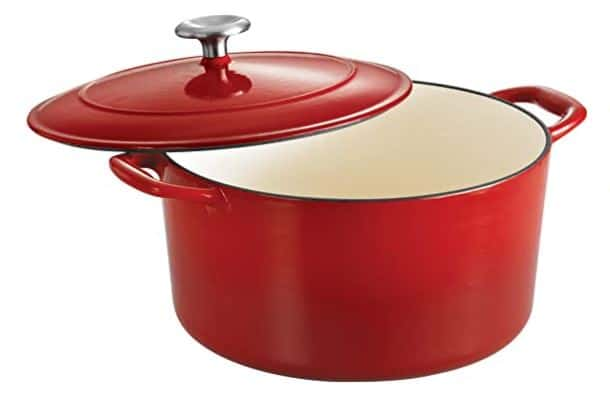 Tramontina Dutch Oven is the top 5 High-Quality Alternatives to Le Creuset Dutch Oven