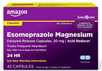 What to Take Instead of Zantac, take Esomeprazole as Zantac Alternatives