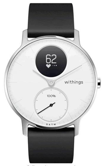 Withings Steel HR es la mejor alternativa de Apple Watch para este año 2021 2022 2023