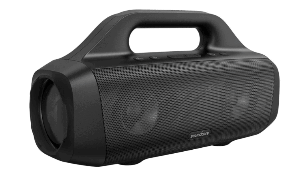 Anker Soundcore Motion Boom Outdoor Speaker is 5 Best Bluetooth speakers for this year, Connect easily with mobile phone and get great party music, 5 Loudest Bluetooth Speakers of 2021 2022 2023