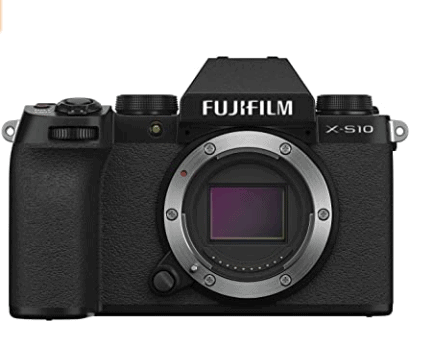 Fujifilm X-S10 Mirrorless Camera is 5 Portable Cameras for Travel Photography, Best Travel Photography Tips To Improve Your Photos, the can shoot high-quality 4K video with the 26MP interchangeable-lens camera,
