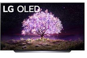 LG C1 Series 4K Smart OLED TV es el mejor televisor OLED para la mayoría de las personas, ¿LG C1 es mejor que CX? Toda la pantalla de fuente de vidrio es ideal para ver películas de acción y dramas.
