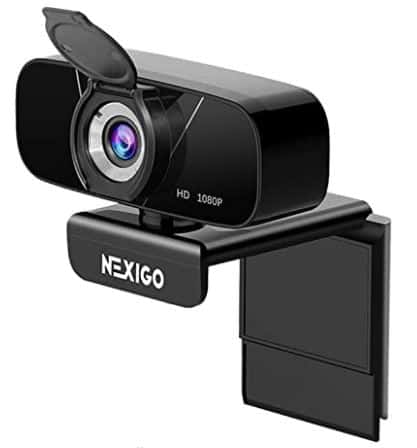 NexiGo Full HD 1080P Webcam is an alternatives to Google Meet, Best Google Meet Alternatives 2021 2022 2023, Elevate Any Workspace - Logitech Webcams, Experience video calls just like being there in person