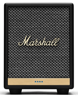 Marshall Uxbridge is the top 4 alternatives to Echo Dot by Amazon, What is Marshall Uxbridge?, Marshall Uxbridge review, How do you use Marshall Uxbridge voice?, Marshall Uxbridge Singapore, How do I reset Uxbridge?, Marshall Uxbridge Voice, Which is the best Marshall speaker?